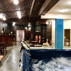 Отель Elegant Lux Болгария, Банско - 1 отзыв об отеле, цены и фото номеров - забронировать отель Elegant Lux онлайн бассейн фото 2