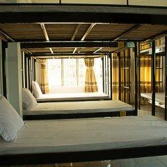 Отель T.M Camel Backpacker Nha Trang Кровать в общем номере с двухъярусной кроватью фото 2