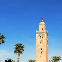 Отель Hôtel Ichbilia Марокко, Марракеш - отзывы, цены и фото номеров - забронировать отель Hôtel Ichbilia онлайн приотельная территория