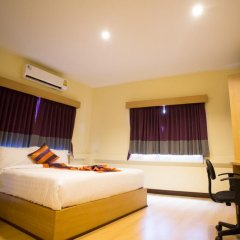 Апартаменты Studio Central Pattaya By Icheck Inn 3* Стандартный номер фото 7