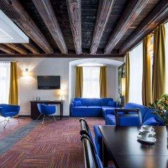 Отель Palazzo Rosso Польша, Познань - отзывы, цены и фото номеров - забронировать отель Palazzo Rosso онлайн комната для гостей фото 6