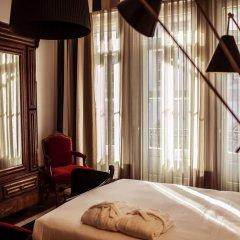 Отель Oporto Loft 4* Номер Делюкс разные типы кроватей фото 11