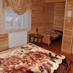 Гостиница Медведь Волосянка сауна фото 4