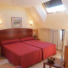 Отель La Noyesa 3* Стандартный номер с двуспальной кроватью фото 4