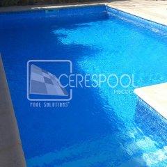 Отель Finca Las Abubillas бассейн