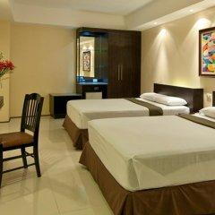 Отель M Citi Suites 3* Номер Делюкс с различными типами кроватей