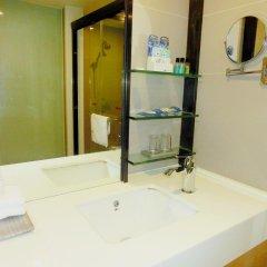 Отель Xindi Hotel Китай, Чжуншань - отзывы, цены и фото номеров - забронировать отель Xindi Hotel онлайн ванная
