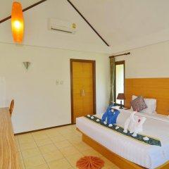 Отель Golden Bay Cottage 3* Бунгало Делюкс с различными типами кроватей фото 21