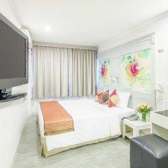 Отель Pratunam City Inn 3* Стандартный номер фото 2