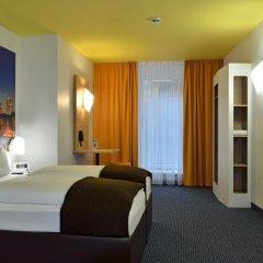 B&B Hotel Frankfurt-Hbf 2* Стандартный номер с 2 отдельными кроватями
