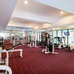 Отель Furama Silom, Bangkok фитнесс-зал фото 3