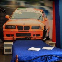 Hostel Racing Paradise Стандартный номер с различными типами кроватей фото 11