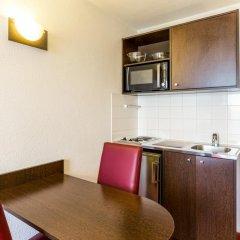 Отель Aparthotel Adagio access Vanves Porte de Versailles 3* Апартаменты с разными типами кроватей фото 8