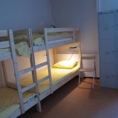 Сафари Хостел Кровать в общем номере с двухъярусными кроватями фото 9