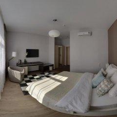 Гостиница Силуэт Люкс с различными типами кроватей фото 13