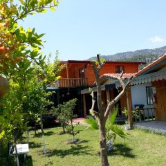 Отель Cirali Flora Pension фото 13