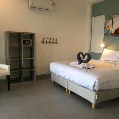 Отель Baan Andaman Sea Surf комната для гостей фото 3