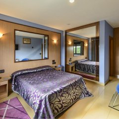 Отель Motel Cancun León 2* Стандартный номер с различными типами кроватей фото 4