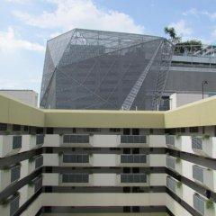 Отель Somerset Orchard Singapore Сингапур, Сингапур - отзывы, цены и фото номеров - забронировать отель Somerset Orchard Singapore онлайн балкон