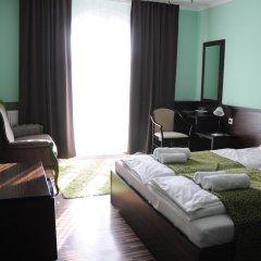 Green Hotel Budapest 4* Стандартный номер фото 9
