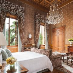 Four Seasons Hotel Firenze 5* Люкс с различными типами кроватей фото 7