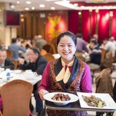 Sino Hotel Guangzhou питание фото 2