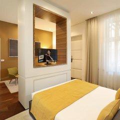 Отель Dominic Smart & Luxury Suites Terazije 4* Номер Делюкс с различными типами кроватей фото 10