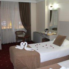 Hotel Büyük Sahinler 4* Номер категории Эконом с различными типами кроватей фото 2