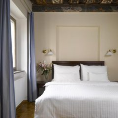 Отель EA Residence U Bílé kuželky 4* Номер Делюкс с различными типами кроватей фото 4