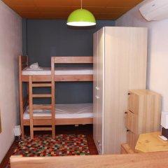 Hostel Quasimodo Кровать в общем номере с двухъярусной кроватью фото 9