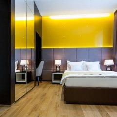 Отель Maccani Luxury Suites 4* Представительский люкс с различными типами кроватей фото 4