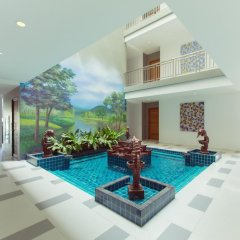 Отель Chalong Miracle Lakeview Condo by TropicLook бассейн