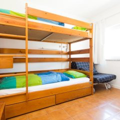 Отель Baleal Surf Camp Стандартный номер разные типы кроватей