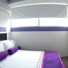 Hotel Colours 2* Стандартный номер с различными типами кроватей фото 4