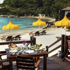Отель Rixos Premium Bodrum - All Inclusive пляж