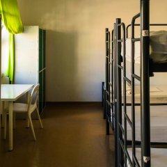 Hans Brinker Hostel Lisbon Кровать в общем номере с двухъярусной кроватью