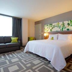 Отель Hilton Garden Inn New York/Central Park South-Midtown West 3* Полулюкс с различными типами кроватей фото 5
