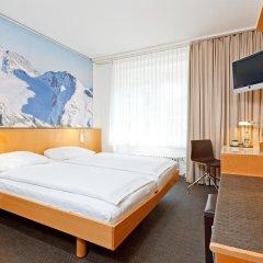 Hotel Basilea Zürich 3* Стандартный номер с 2 отдельными кроватями фото 5