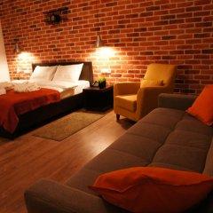 LiKi LOFT HOTEL 3* Люкс с различными типами кроватей фото 2