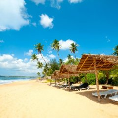 Отель Hasara Resort Бентота пляж