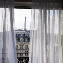 Paris Marriott Champs Elysees Hotel Париж балкон