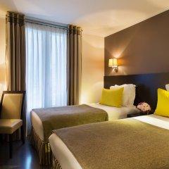 Отель Arc Elysées 3* Стандартный номер с различными типами кроватей фото 4