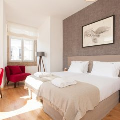 Отель Feels Like Home Rossio Prime Suites 4* Стандартный номер фото 11