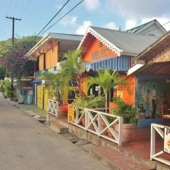 Отель Tropical Hideaway 4* Улучшенные апартаменты с различными типами кроватей фото 39