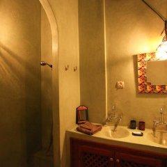 Отель Riad Zen House Марракеш ванная