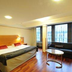 Отель Marski by Scandic 5* Улучшенный номер с различными типами кроватей фото 5
