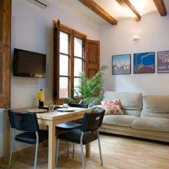 Отель AB Central Apartments Испания, Барселона - отзывы, цены и фото номеров - забронировать отель AB Central Apartments онлайн комната для гостей фото 3