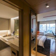 Pathumwan Princess Hotel 5* Стандартный номер с различными типами кроватей фото 9