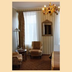 Трезини Арт-отель 4* Номер Эконом с различными типами кроватей фото 5