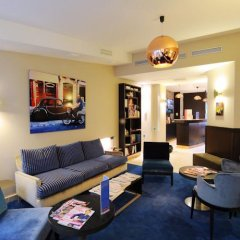Отель Mercure La Sorbonne Париж комната для гостей